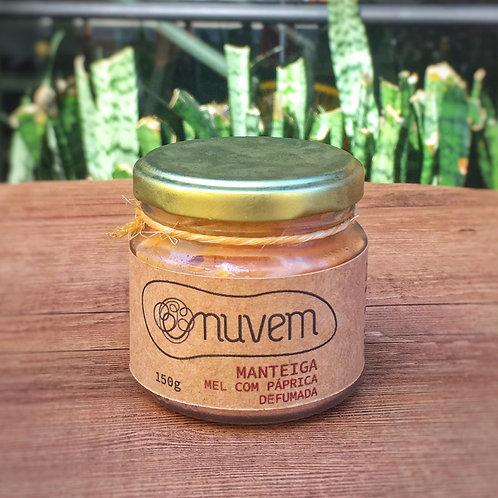 Manteiga de Mel e Páprica Defumada - 150g