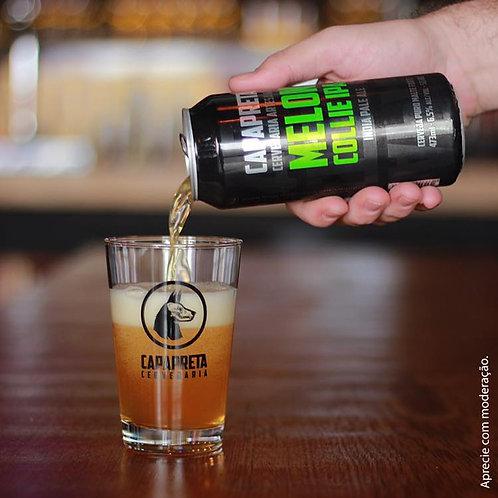 Cerveja Melon Collie IPA - Capa Preta (473ml)