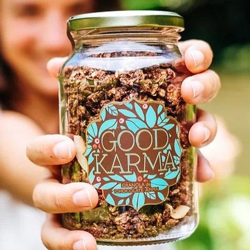 Granola Good Karma - diversas opções (270g)