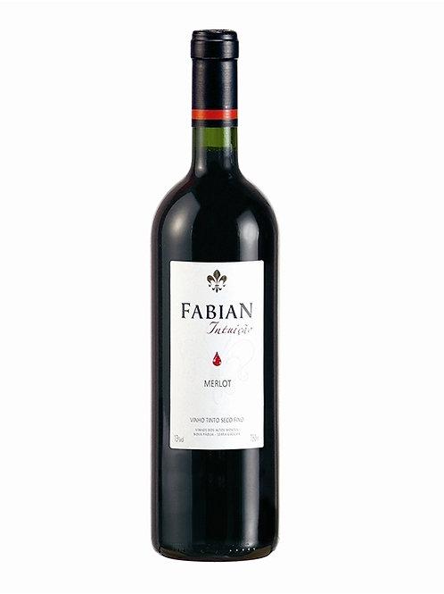 Vinho Fabian - Merlot 750ml