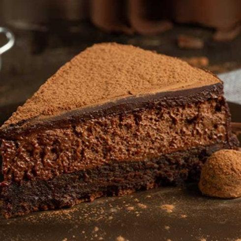 Torta Mousse Trufada (aro 22)