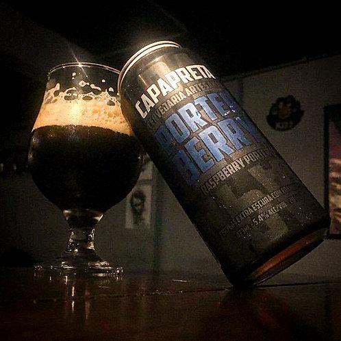 Cerveja Porter Berry - Capa Preta (473ml)