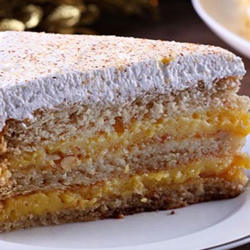 Torta de Amêndoas (aro 24)
