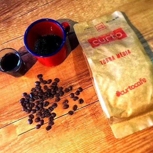Saco de café em grão torra média - 1kg