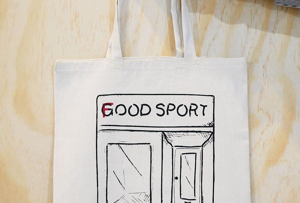 Food Sport Tote Bag