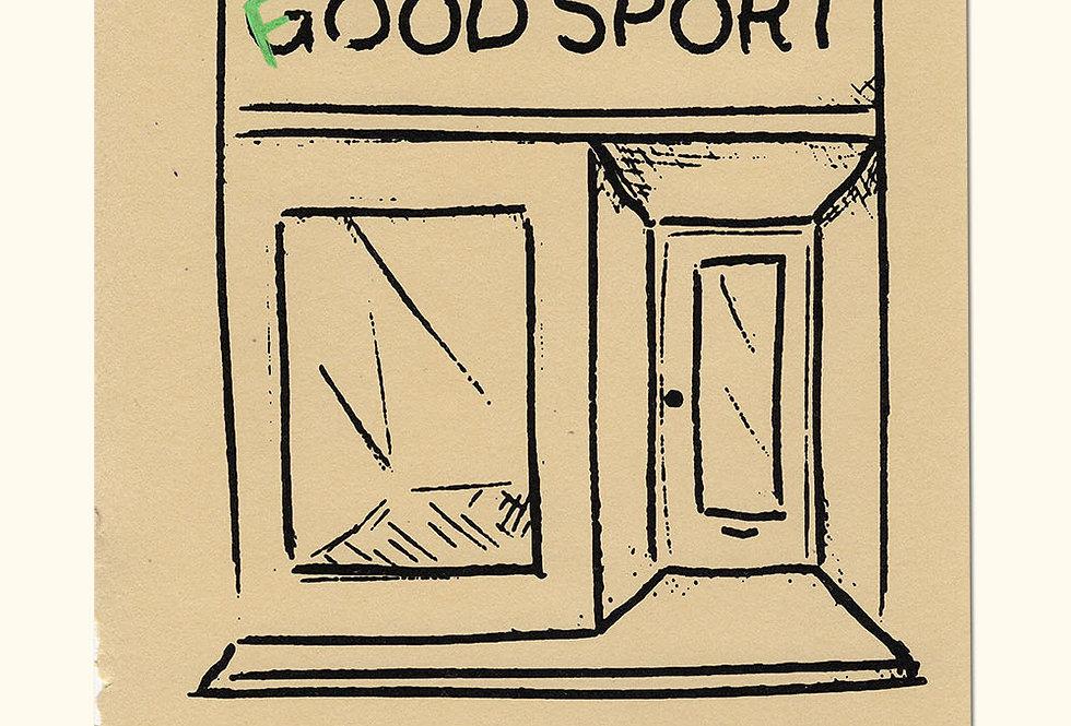 Food Sport print (large)