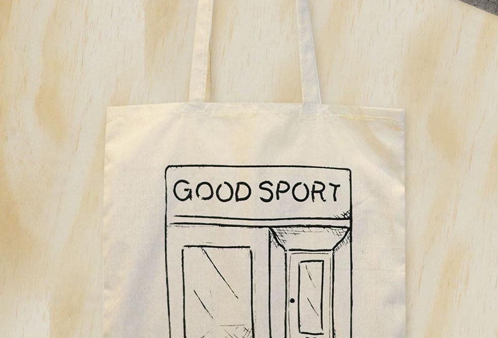 Good Sport Tote Bag