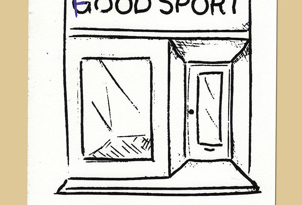 Food Sport print (small)