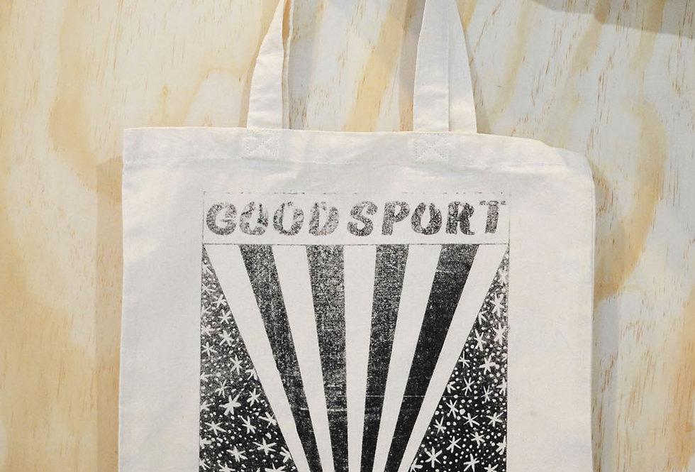 Good Sport Stars Tote Bag