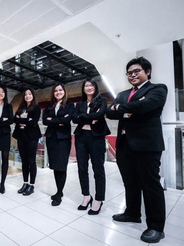 2018 - 2019 Executive Committee