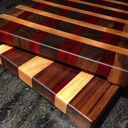 End-Grain Cutting Boards