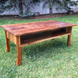 Walnut Coffee Table