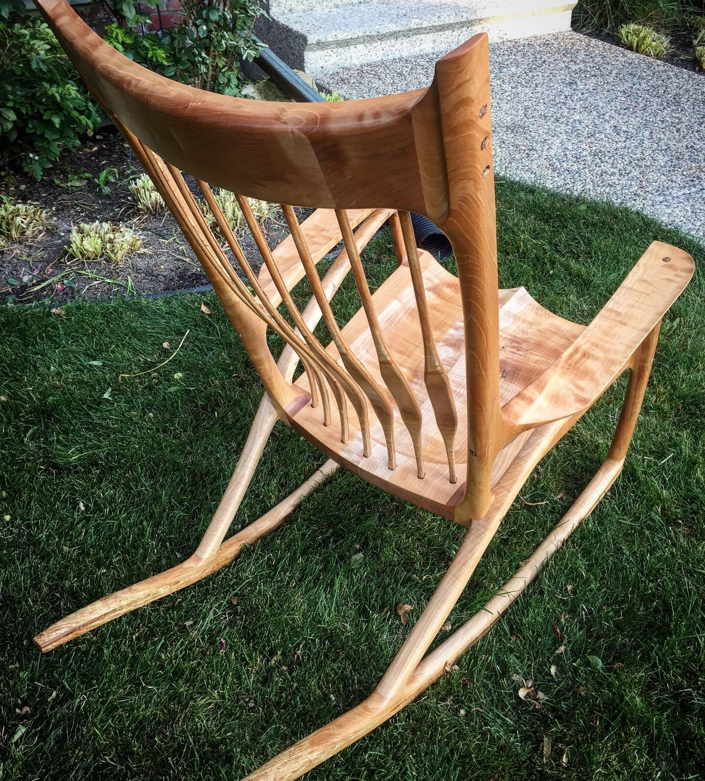 Maple Rocker - One Tree 2019