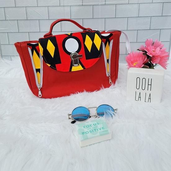 Queen City Leather Handbag