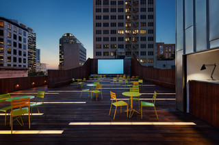 rooftop film series