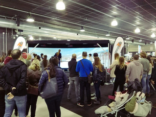First Snow Sports Expo in Spain