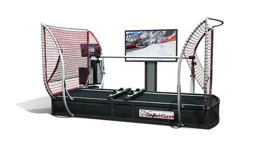 Leader Pro Alpine Simulator — Compact fitness equipment for beginners