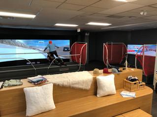 SkiCosmos —новый концептуальный горнолыжный центр в Канаде