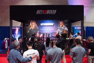 BotBoxer Presented at IHRSA in San Diego