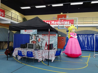 Фестиваль технологий в Les Menuires