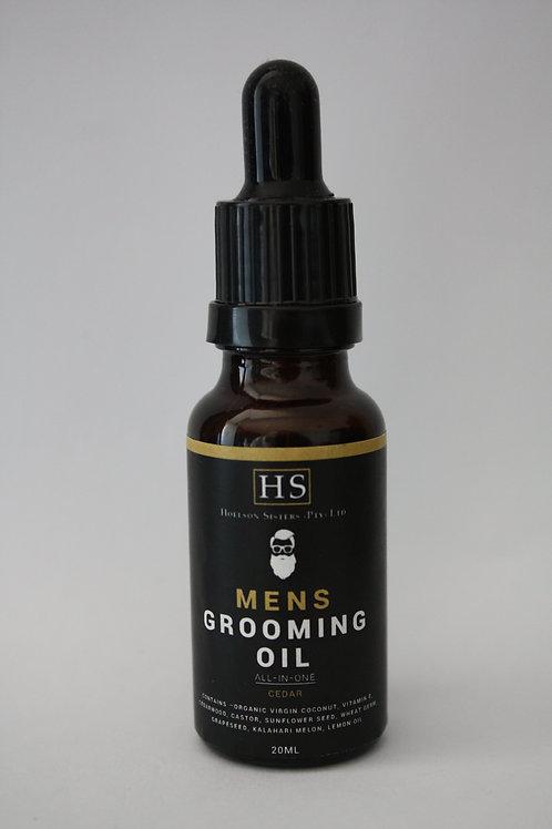 Men's Grooming oil