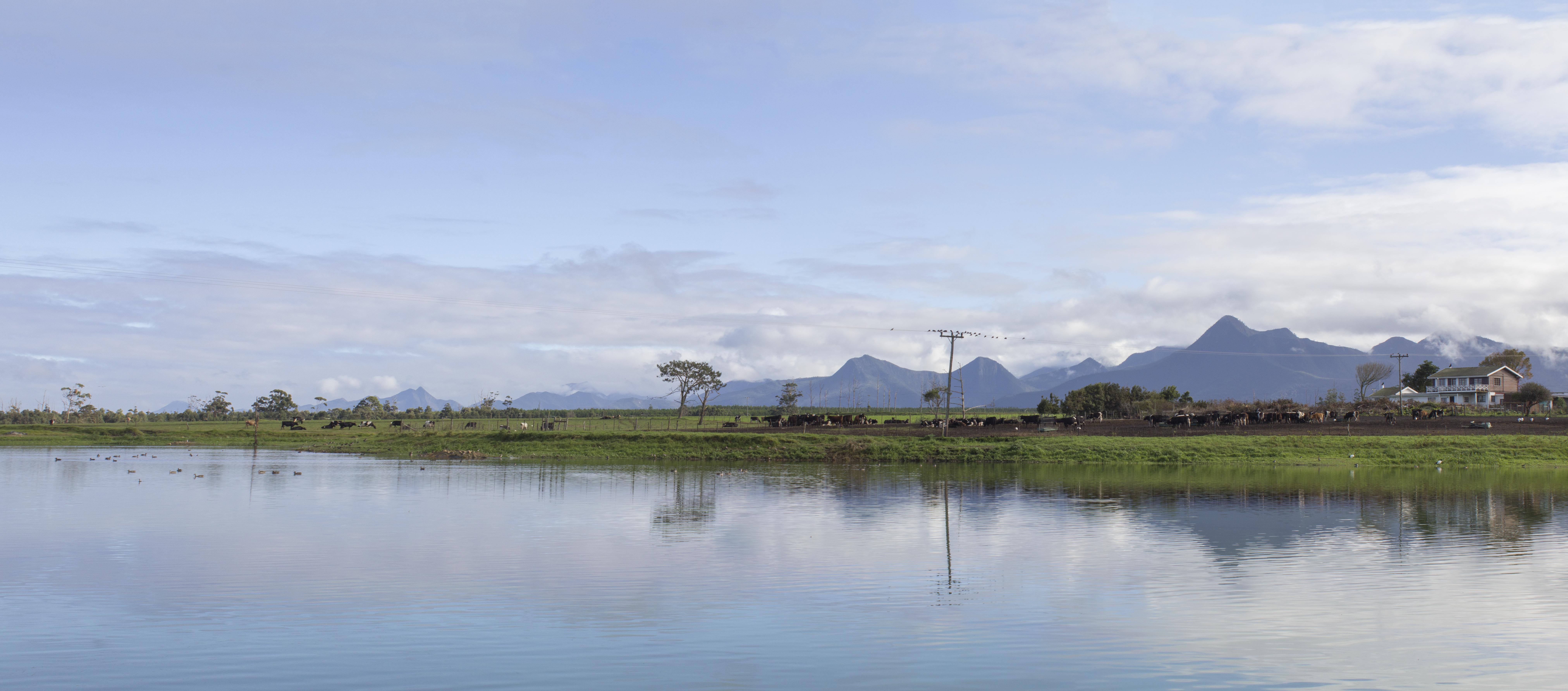 Tertia Dam