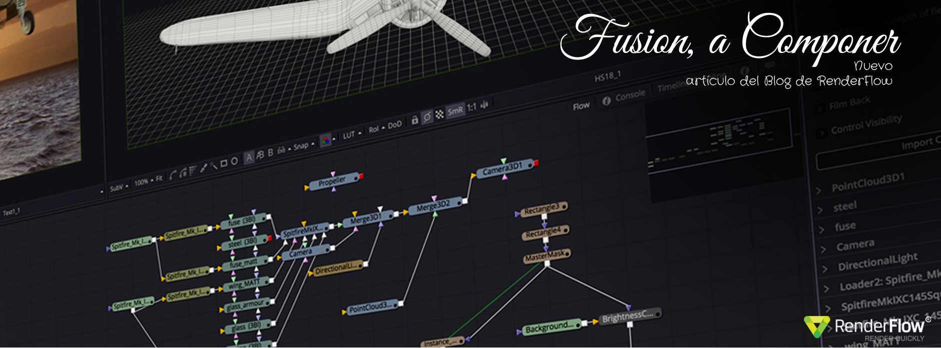 Fusion, Compositing Blog