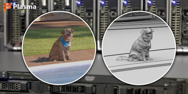 Hasta el Perro es 3D
