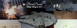 VFX BreakDown Star Wars VII