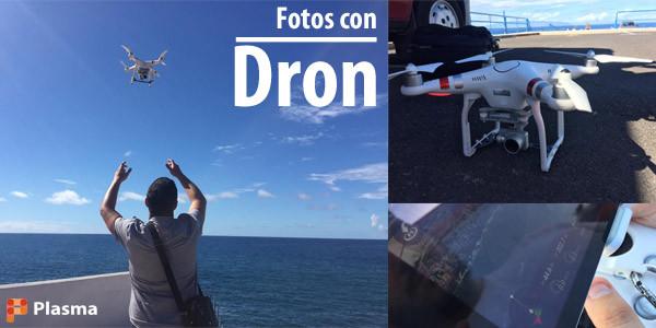 Foto dron