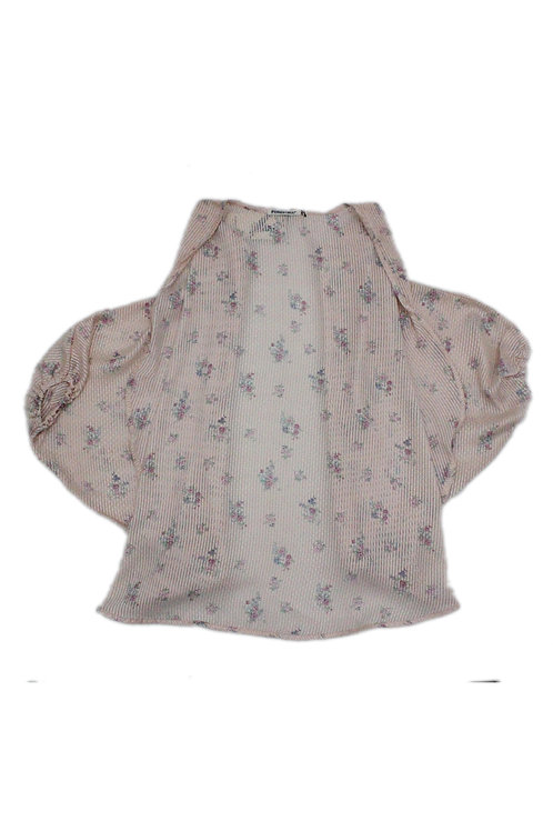 BAT WING TOP. PINK61WT29-21