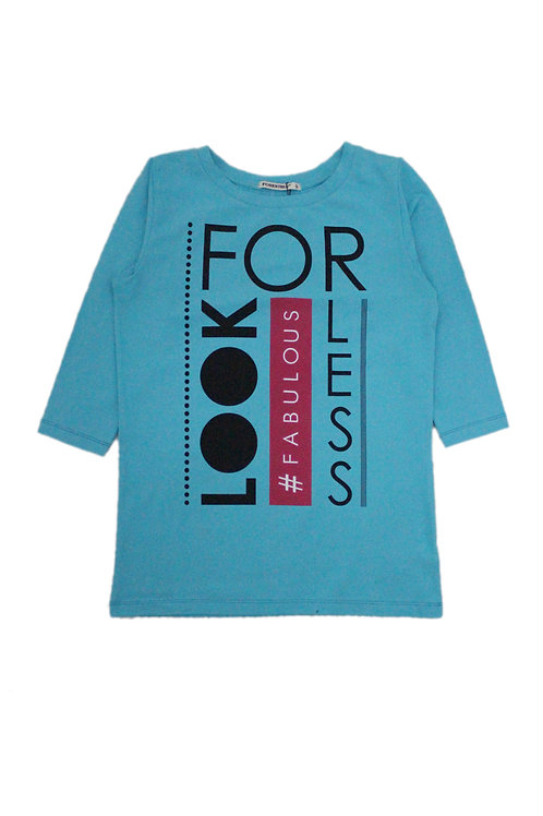 GRAPHIC TEE FABOLUS 61WK27-151