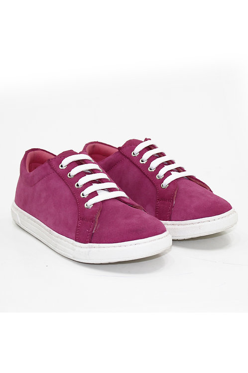 SUEDE LEATHER SNEAKERFW19FBL373A-021