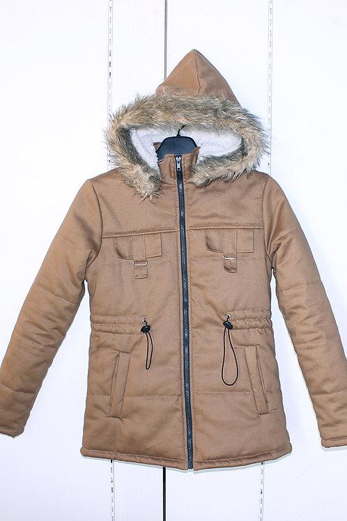 FW20WO08-54 Hoodie Parka Jacket