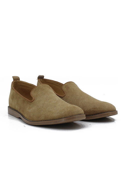 REAL SUEDE LOAFERS FW19FB07-22