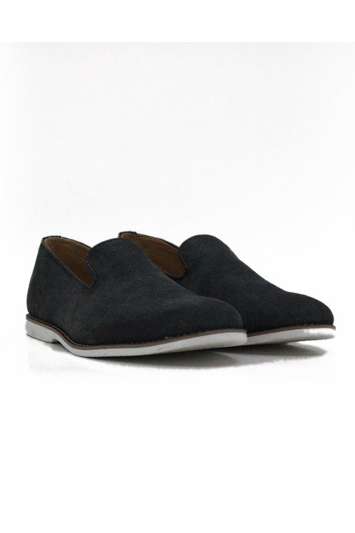 REAL SUEDE LOAFERS FW19FB07-19