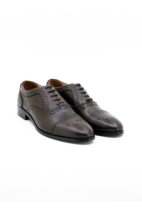 82FB601-10 REAL LEATHER SMART CASUAL