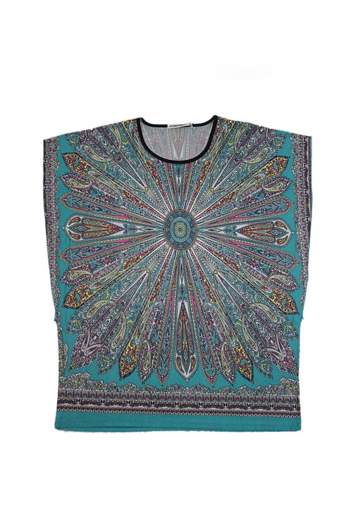 PRINTED TOP 61CWT11-11