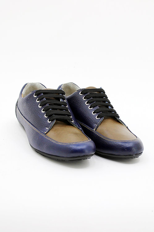 REAL LEATHER NOIR CASUAL 82KY01-27