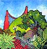 Fort Mason Community Garden Logo