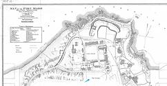 1892 Fort Mason Post Garden