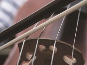 Recording/Mixdown Cello für eine Abschlussarbeit