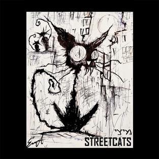 חתולי רחוב - מיצי מיצי (חתולת רחוב)