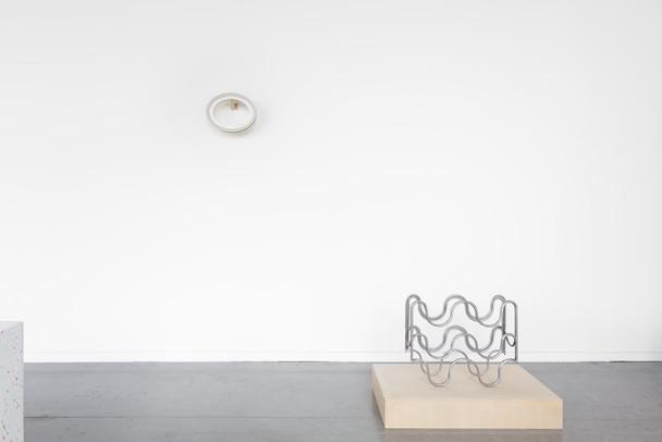 (Exhibition view)  Picture by Silvia Cappellari