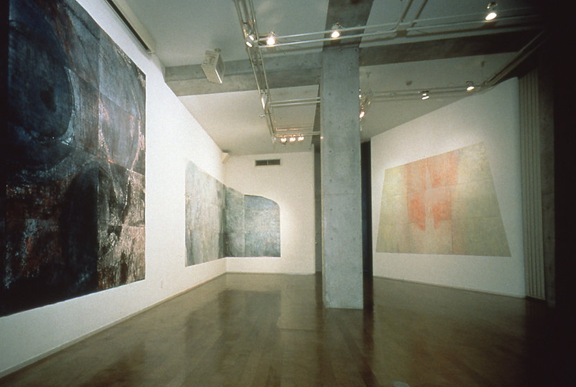 "Installation View – ""INVITATION TO HEAVEN"" Skydoor Art Place Aoyama, 1996 Tokyo, Japan"