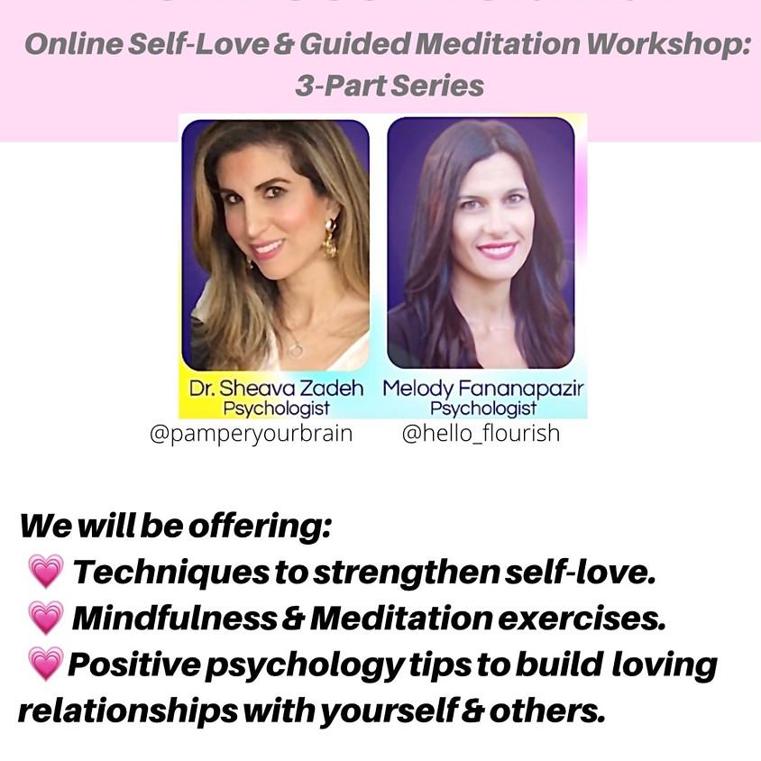 Self-love & Guided Meditation Workshop
