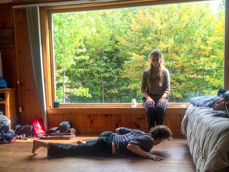 Trust Accelerates Growth - Emily Jerant-Hendrickson on Rehearsal Direction