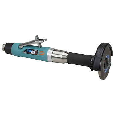"""4""""  Dia. Straight-Line Type 1 Extension Wheel Grinder,52379"""