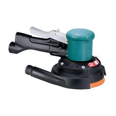 "6""  Dia. Two-Hand Gear-Driven Sander, Central Vacuum,58444"