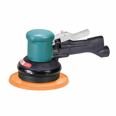 """6""""  Dia. Two-Hand Gear-Driven Sander, Non-Vacuum,58442"""